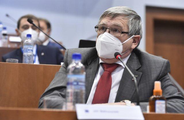 Bývalý hejtman Vysočiny Jiří Běhounek. Foto: ČTK