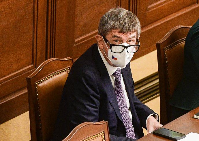 Pečlivě ošetřovaná image Andreje Babiše coby schopného manažera avyjednavače dostala povážlivý šrám. Foto:ČTK