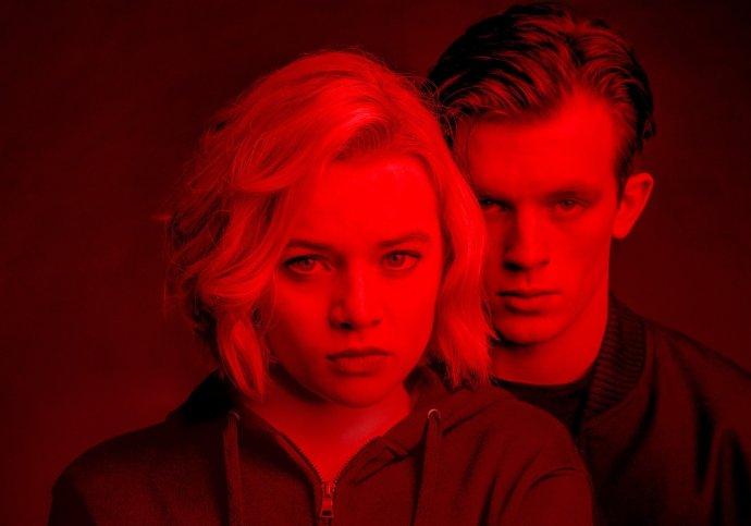 Ústřední dvojice z filmu Je suis Karl. Foto: Sammy Hart, Pandora Film
