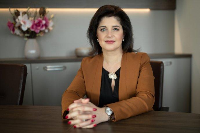 """""""Politický tlak vnímat nemohu,"""" říká ředitelka SÚKL Irena Storová. Foto:SÚKL"""