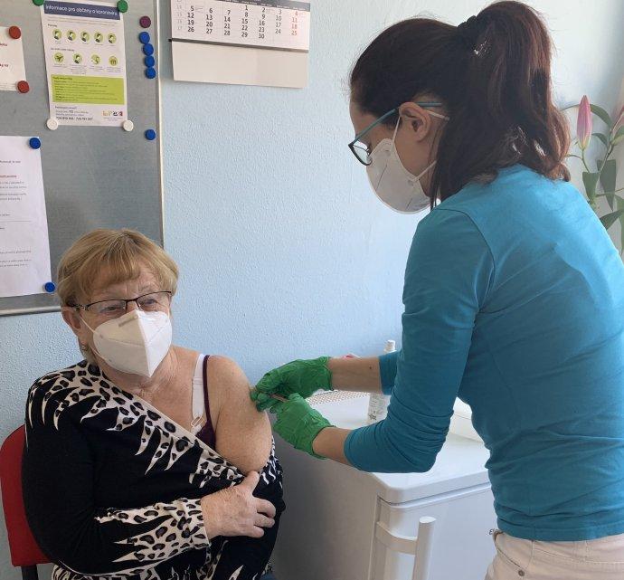 Očkování. Foto:archiv MUDr. Ivo Procházky