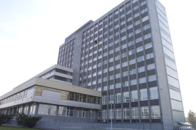 Sídlo Úřadu pro zahraniční styky a informace. Foto: ČTK