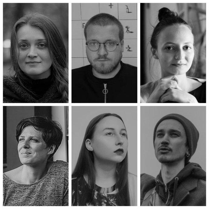 Šest běloruských kreativců najde vkvětnu azyl aklid na práci vČeské republice. Foto:Ambasáda nezávislé běloruské kultury vČR