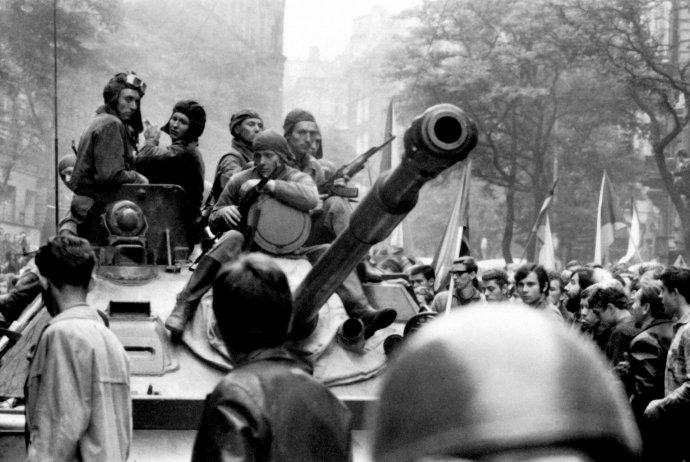Nejpozději od srpna 1968 je pro mnoho Čechů každý Rus jen Rusákem. A židák byste řekli? Ilustrační foto: ČTK