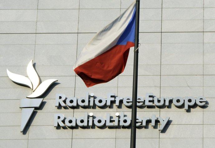 Dnes vysílá Svobodné Evropa zpražského Hagiboru do mnoha států po celém světě. Do Česka už naštěstí nemusí. Foto:ČTK