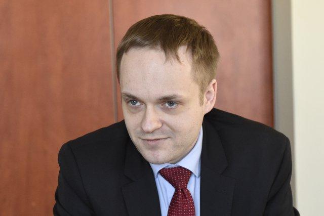 Náměstek ministra vnitra Jakub Kulhánek má vést českou diplomacii. Foto:ČTK
