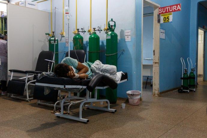 Nejvíce obětí podle údajů instituce evidují Spojené státy, hned na druhé příčce je pak jihoamerická Brazílie. Foto:Diego Baravelli/ Lékaři bez hranic
