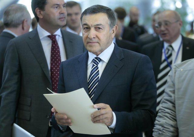 Ruský podnikatel Aras Agalarov. Foto: ČTK