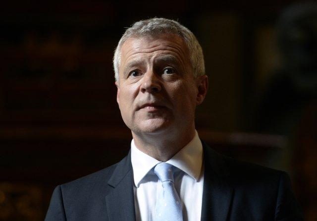Diplomat Petr Kolář působil mimo jiné jako velvyslanec vRusku. Foto:ČTK
