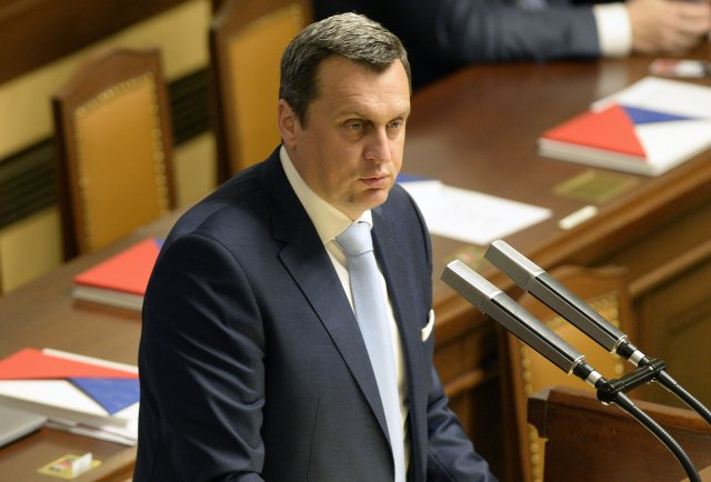 Bývalý předseda slovenského parlamentu Andrej Danko doprovodí Jana Hamáčka do Moskvy. Foto: ČTK