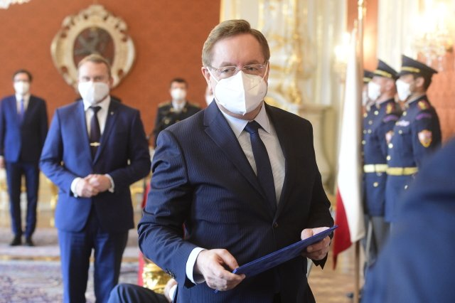 Petr Arenberger kvůli svému krátkému působení v politice může přijít o některé klinické studie. Foto: ČTK