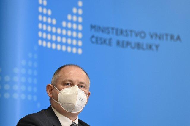 Michal Hašek, nový náměstek na ministerstvu vnitra. Foto: ČTK
