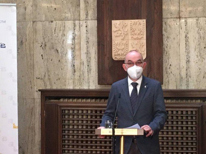 Končící ministr Jan Blatný. Foto:Prokop Vodrážka, DeníkN