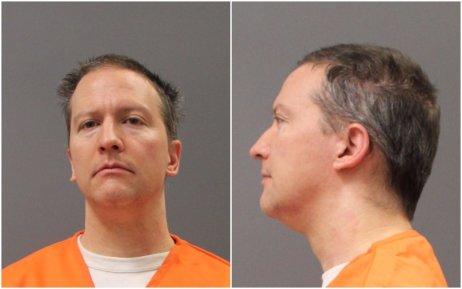 Předpokládaná výše trestu za vraždu George Floyda pro Dereka Chauvina je 12,5roku, obžaloba ale žádá víc. Maximum je 40let. Foto:Minnesota Department of Corrections