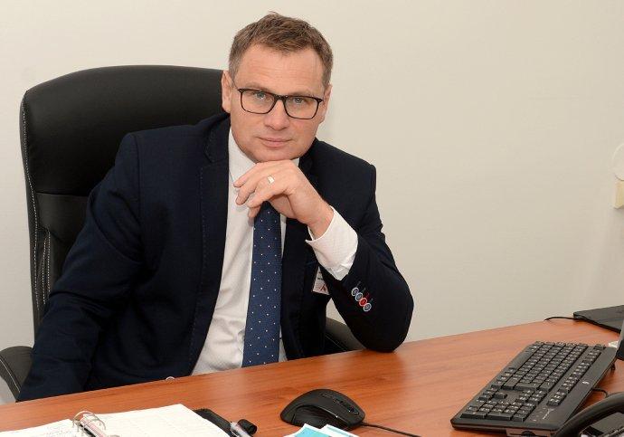 Vlastimil Vajdák, náměstek ministra zdravotnictví, někdejší ředitel FN usv.Anny vBrně. Foto: FN u sv. Anny