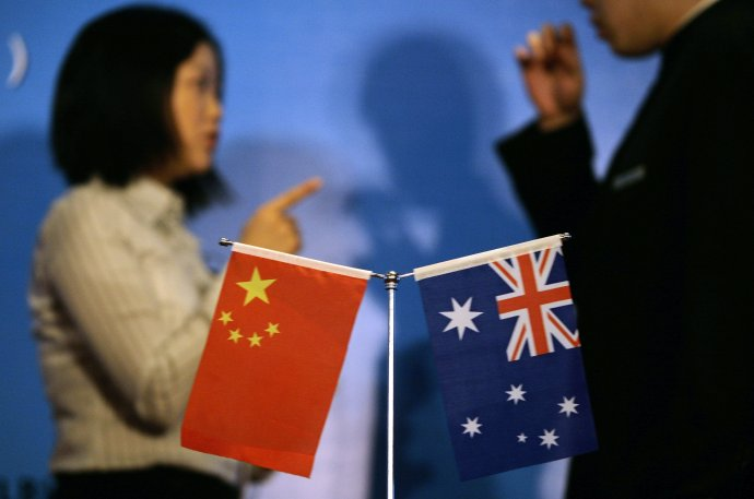 Australská vláda se netajila tvrdou kritikou té čínské za její vinu na covidové pandemii. Načež si Peking vyhrnul rukávy achopil se zbraně, kterou má velmi dobře ozkoušenou: ekonomického nátlaku. Foto:Jason Lee, Reuters
