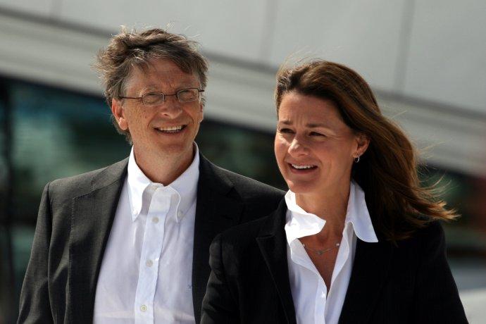 Bill aMelinda Gatesovi se rozvádějí po 27letech manželství. Společně založili aprovozují nejbohatší nadaci na světě, není ale jisté, kdo ji bude řídit dál. Foto:Kjetil Ree, Wikimedia Commons, CC BY-SA 3.0