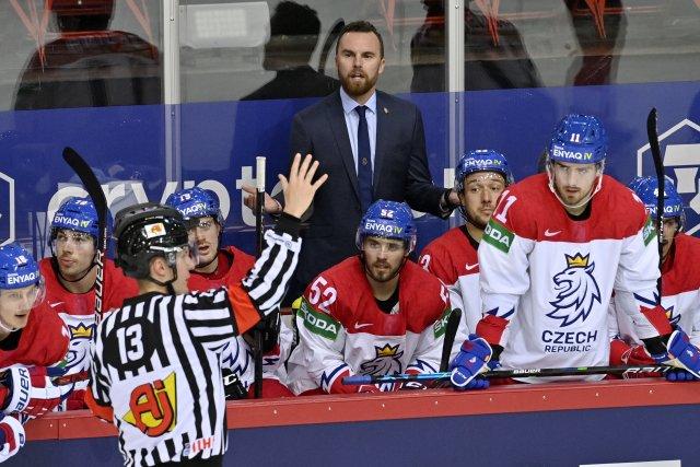 Filip Pešán se může stát prvním trenérem reprezentace, který nedovede národní tým do čtvrtfinále. Foto:ČTK / Vít Šimánek