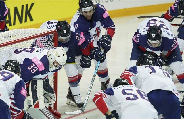 Poslední vzájemný zápas českého týmu stím britským se datuje do roku 1948. Foto:ČTK / AP /Roman Koksarov