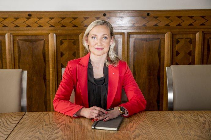 Náměstkyně ministra průmyslu a obchodu Silvana Jirotková koordinovala přípravu českého plánu obnovy. Foto: Ministerstvo průmyslu a obchodu