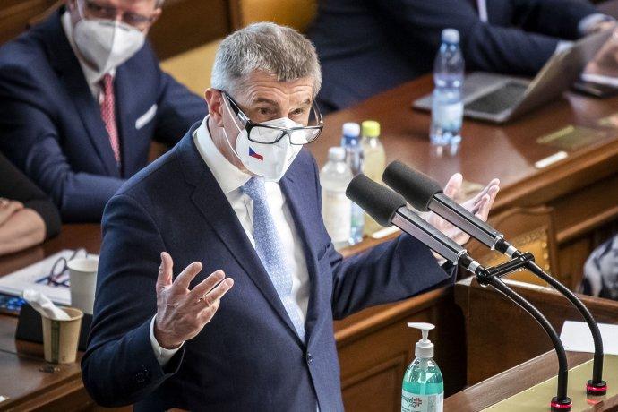 Andrej Babiš. Foto:Gabriel Kuchta, DeníkN