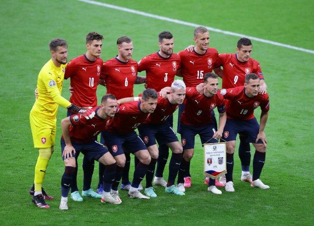 Česká fotbalová reprezentace ve skupině uhrála čtyři body. Foto: ČTK/PA/David Klein