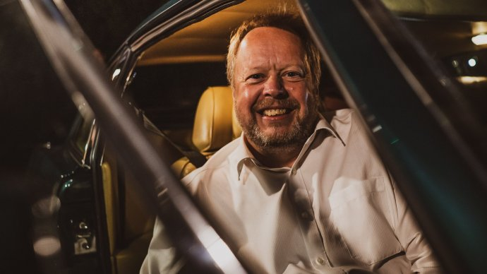Andy Palmer stál u zrodu modelu Nissan Leaf, který byl dlouhou dobu nejprodávanějším elektromobilem na světe. Foto: InoBat Auto
