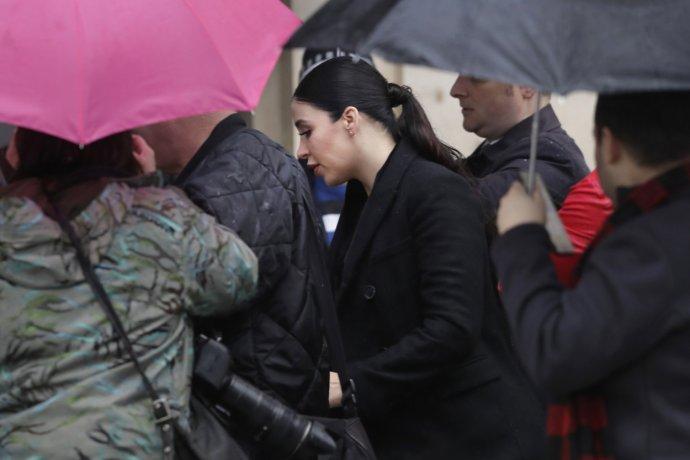 Emma Coronelová Aispurová je manželkou nejznámějšího mexického mafiána současnosti. Foto: ČTK, AP Photo/Mark Lennihan