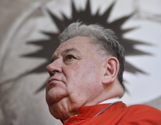Kardinál Dominik Duka. Foto:ČTK