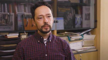 Vysokoškolský pedagog Filip Láb. Foto:FSV UK