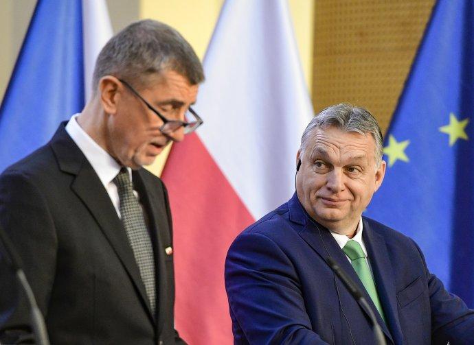 Babiš zapojí Orbána do kampaně. Přiveze ho na mítink do Ústí, obědvat budou na Větruši