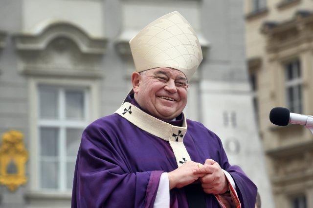 Kandidátku SPD v Praze má vést spolupracovník kardinála Dominika Duky. Foto: ČTK