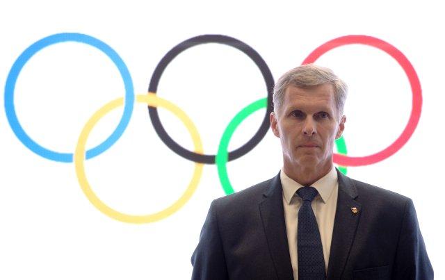 Na konci června byl Jiří Kejval znovu zvolen do čela Českého olympijského výboru. Foto: Kateřina Šulová, ČTK