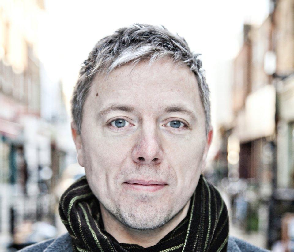 Ian Leslie. Foto:Fran Monks
