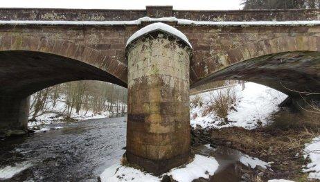Most přes Jizeru vPoniklé. Foto:Obec Poniklá