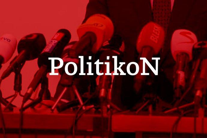 PolitikoN je pravidelný newsletter DeníkuN, vněmž političtí reportéři shrnují dění na domácí politické scéně. Grafika: DeníkN