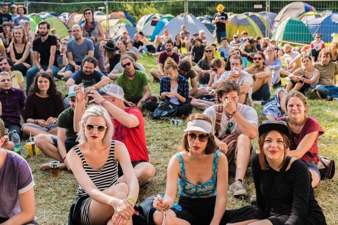 Letní festivaly budou moci navýšit svou kapacitu, ovšem za dodržení specifických podmínek. Ilustrační foto: Koscik photos