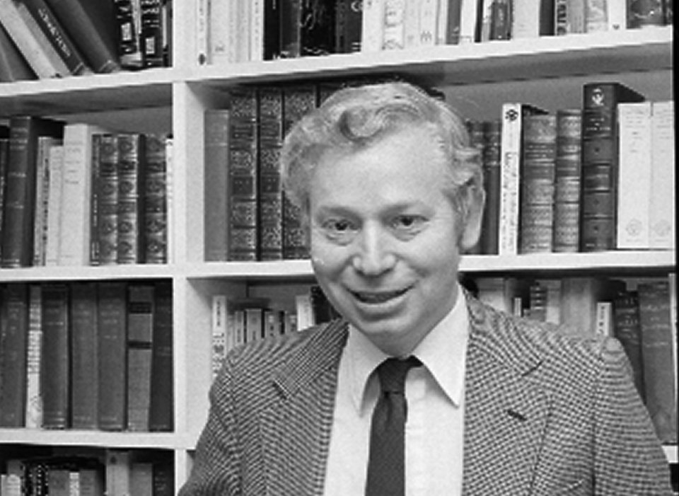 Steven Weinberg vroce 1979, kdy získal Nobelovu cenu. Foto:ČTK/AP