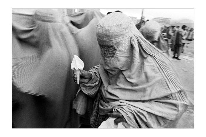 Tálibán se vrací. Asním zákon. Budou muset ženy zase do burek? Foto:Iva Zímová