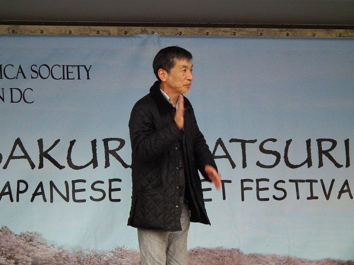 Maki Kadži zasvětil život hádankám ahlavolamům. Sudoku bylo světový úspěch. Foto:S. Pakhrin, Wikimedia Commons, CC BY 2.0