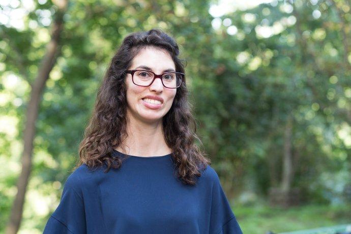 """Mariel Tavakoliová radí českým studentům, jak se dostat na americké univerzity. """"Každý si může najít přesně tu svou. Reputace není všechno,"""" říká poradkyně. Foto:EducationUSA"""