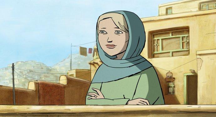 Hlavní hrdinka snímku Helena zvolila sňatek sAfgháncem. Foto:Aerofilms