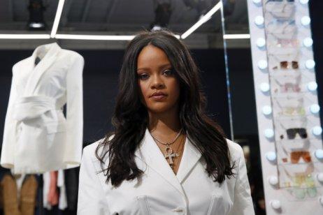 Rihanna vroce 2019otevřela vPaříži módní butik astala se nejúspěšnější módní návrhářkou tmavé pleti. Foto:Francois Mori, ČTK/AP