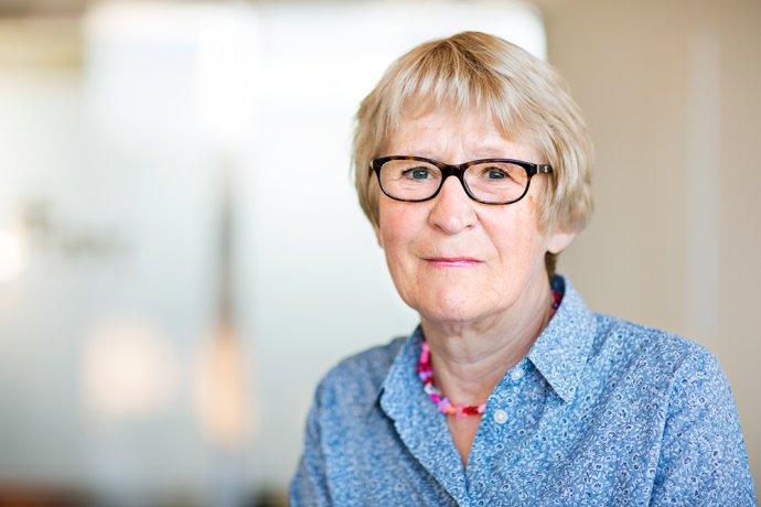 Ve Švédsku dostane za znásilnění trest odnětí svobody každý, pokud mu není 15 až 17 let. Nikdy ne podmínku, říká profesorka kriminalistiky Stina Holmbergová. Foto: Lieselotte van der Meijs