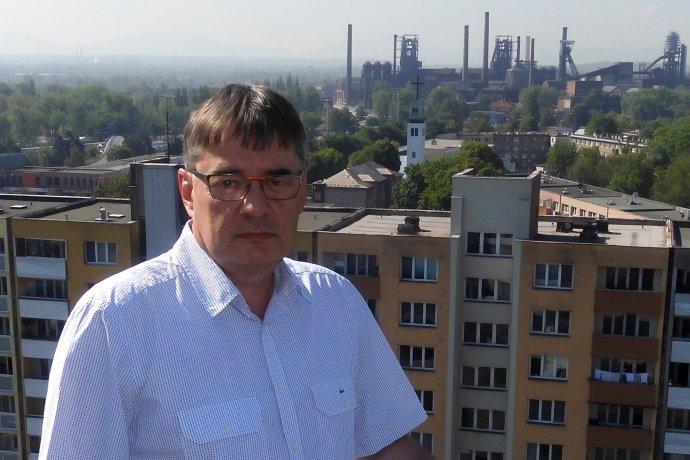 Počasí unás bude extrémnější, říká klimatolog Radim Tolasz zČHMÚ. Foto:AV ČR