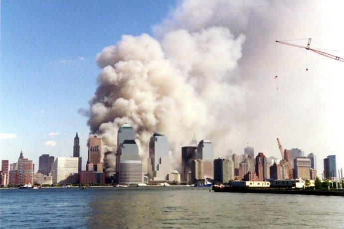 11.září 2001: pohled na Manhattan krátce po teroristických útocích. Foto:Wally Gobetz, Flickr, CC BY-NC-ND 2.0