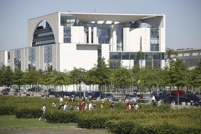Kdo usedne v budově německého kancléřství? Foto: ČTK/imago stock&people