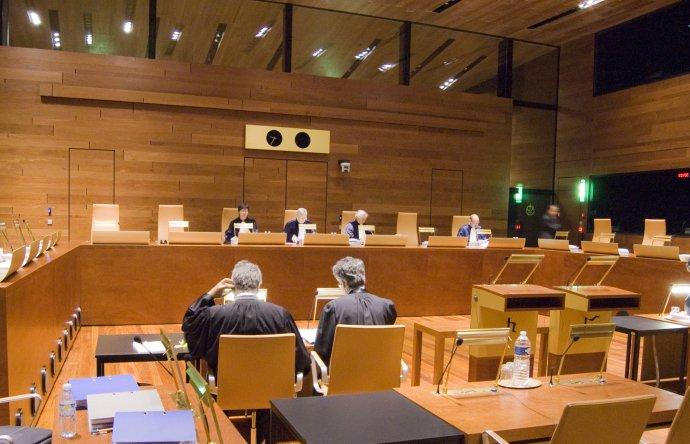 Jednání Soudního dvora. Foto:Soudní dvůr Evropské unie