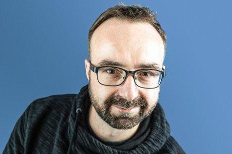 Marek Rabij. (Foto: Grażyna Makara/Tygodnik Powszechny)