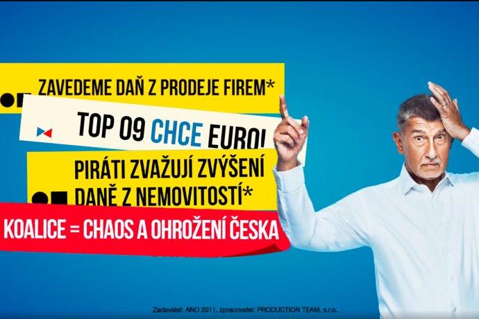 Koláž videí Andreje Babiše, Foto: Koláž, Deník N
